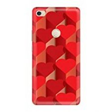 Knotyy DC363 Printed Back Cover Mi Max (Multicolor) for Rs. 199