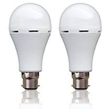 Syska SSK-EMB-07-01 7-Watt Rechargeable LED Emergency Bulb (Cool White) for Rs. 983