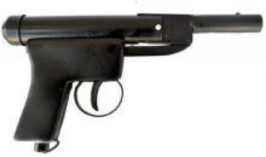 VANYAS METAL BABY AIR GUN (BLACK) for Rs. 699