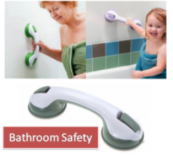Buy Spider-man Door- Safety Helping Handle (Suction Based) from SnapDeal