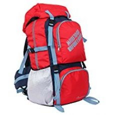 Buy POLE STAR Rocky 60 Ltr Red Rucksack from Amazon