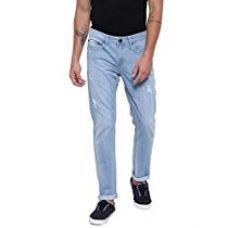 American Crew Men's Straight Fit Light Blue Jeans - 30 (ACJN517-30) for Rs. 1,199