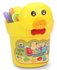 Buy Beach Toy Set - Yellow & Multicolor for Rs. 248