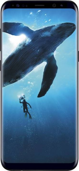 Buy Samsung Galaxy S8 (Midnight Black, 64 GB)  (4 GB RAM) for Rs. 37,990