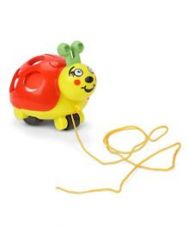 Giggles Twirlly Whirlly Turtle Buggy Pull Along Toy  - for Rs. 213