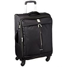 Buy Delsey Flight Soft 65Cm Black Check-In Trolley Luggage (00023481000C9) from Amazon