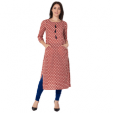 Buy Anuswara Red Color C for Rs. 581
