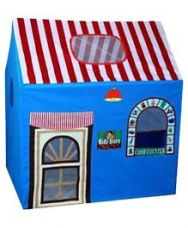 Buy Cuddles Toy Store Play Tent - Blue Red for Rs. 818