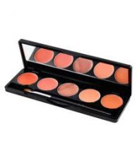 Buy GlamGals Lip Palette 5 Colours from SnapDeal
