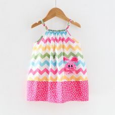 Buy Multicolor Stripe Print Dress for Rs. 659