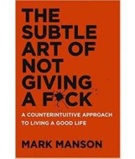 Buy The Subtle Art of Not Giving a Fck for Rs. 298