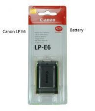 Get 79% off on Canon LP-E6 Original Battery for EOS 5D Mark II, 5D Mark III, 60D, 6D and 7D digital cameras