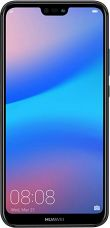 Buy Huawei P20 Lite Midnight Black (19:9 Full View Display, 24MP Front Camera, 64GB) from Amazon