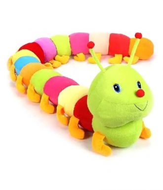 Buy KT Cute Playful Kids Caterpillar 150 cm from SnapDeal