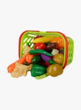 Comdaq Vegetable Basket Rectangle Set, Multi Color for Rs. 595