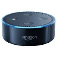 Flat 9% off on Amazon Echo Dot Bluetooth Speaker (Black)