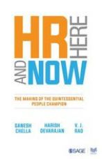 Buy HR Here and Now: The Making of the Quintessential  for Rs. 417