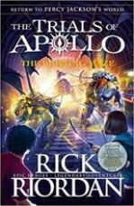 Get 31% off on The Burning Maze (The Trials of Apollo Book 3)