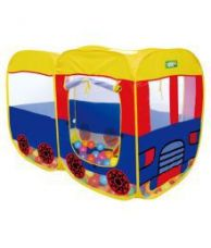 Get 50% off on Saffire Children's School Bus Play Tent - 100% Nylon Fabric