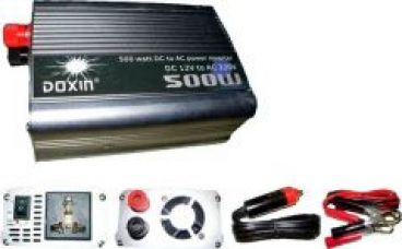 Buy Dc 12v To Ac 220v & Usb,power Inverter 500 W for Rs. 2,865