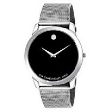 TIMEWEAR Analogue Black Dial Men's Watch - 189BDTG for Rs. 479