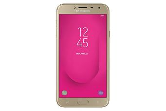 Samsung Galaxy J4 (Gold, 16GB) with Offer for Rs. 8,990