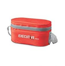Buy Milton Executive Plastic Lunch Box, 260ml, Red from Amazon