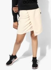 ADIDAS Originals Cream Skirt for Rs. 1399