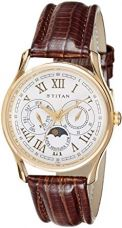 Buy Titan Orion, Watch, NK1487YL01, Men's-NK1487YL01 from Amazon