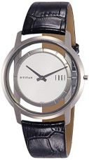 Buy Titan Edge Analog Multi-color Dial Men's Watch -NH1577TL01A from Amazon