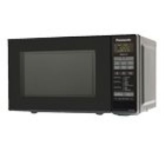 Buy Panasonic NN-ST266BFDG 20-Litre Solo Microwave (Black) from Croma