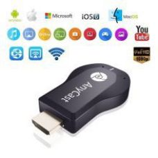 Get 59% off on Jaiden AnyCast Wireless Hdmi TV Dongle Media Stream Receiver & Transmitter - Black