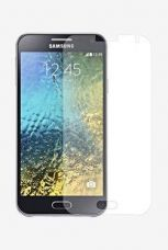 Flat 75% off on Stuffcool Supertuff Clear Screen Protector for Galaxy E5