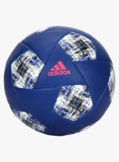 Buy ADIDAS Blue & Off-White X Glider Printed Football from Jabong