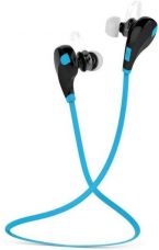 Buy Klassy Gs Blue Jogger -011 Smart Headphones  (Wired) for Rs. 512