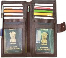 Buy Passport Leather Holder from Rediff