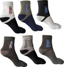 Get 74% off on Mens zone Sport socks pack of 6
