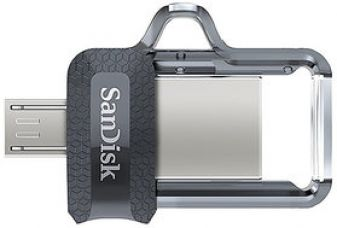 Get 46% off on SanDisk Ultra Dual 32GB USB 3.0 OTG Pen Drive