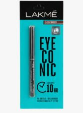Buy Lakme Classic Brown Eyeconic Kajal from Jabong