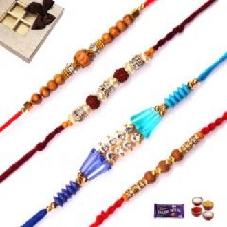 Buy Rakhi Online from Rediff