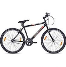 Buy Hero Kyoto 26T Single Speed Cycle (Black) from Amazon