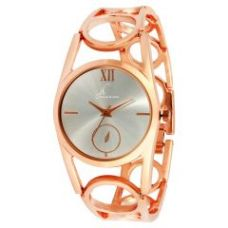 Get 60% off on Gold Rose Watch For Women