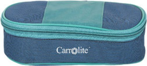 Flat 70% off on Carrolite Royal BlueGreen Lunchbox2 Steel Container
