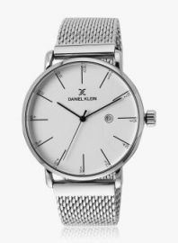 Get 50% off on Daniel Klein Dk11616-1 Silver/Silver Analog Watch