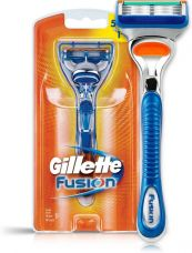 Flat 20% off on Gillette Fusion Razor