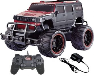 Buy Zurie Toy Collection Off Road Monster Racing Car, Remote Control , 1:20 Scale, Black  (Black) from flipkart