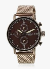 Dk11486-4 Brown/Brown Analog Watch for Rs. 9450