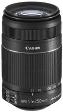 Canon EF-S 55-250mm f/4-5.6 IS II Telephoto Zoom Lens for DSLR Camera (Black) for Rs. 14,150