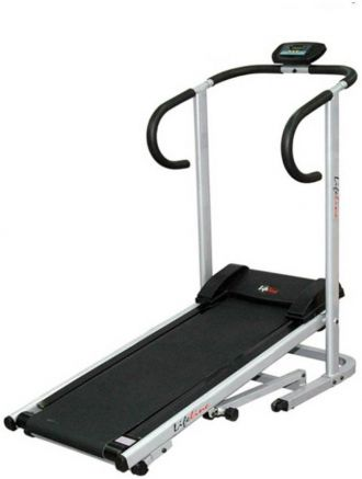 Lifeline FoldableManual Treadmill