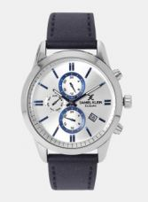 Buy Daniel Klein Silver-Toned Analogue Watch Dk11845-6 for Rs. 3725
